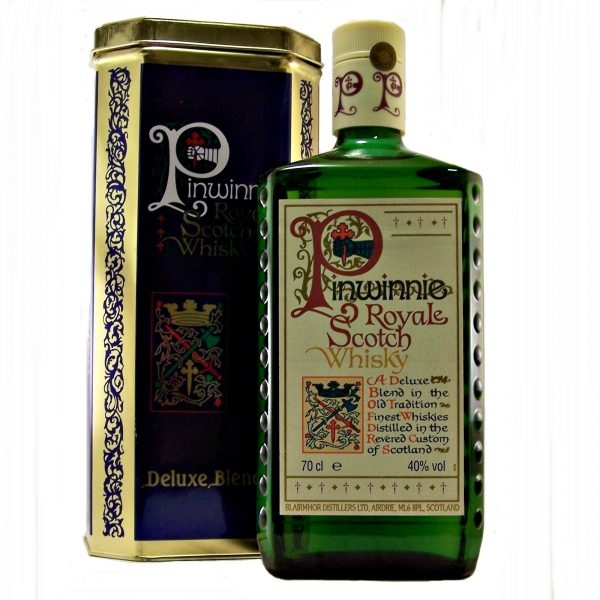 Pinwinnie Royale Scotch Whisky