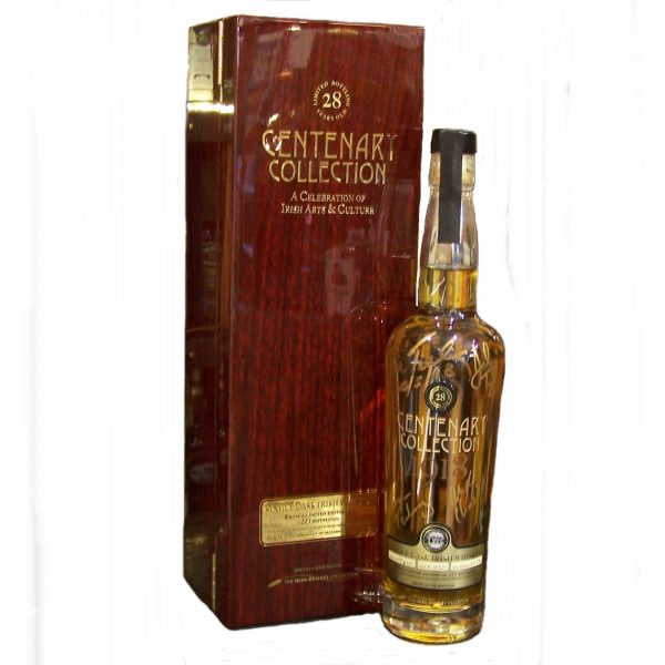 Centenary Collection 28 year old Irish Single Malt Whiskey