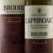 Laphroaig Port Wood Finish single malt whisky