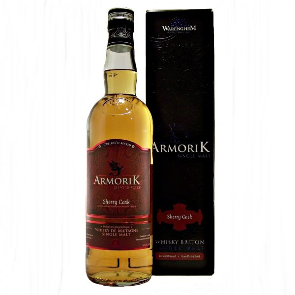 Armorik Sherry Cask French Breton Single Malt Whisky