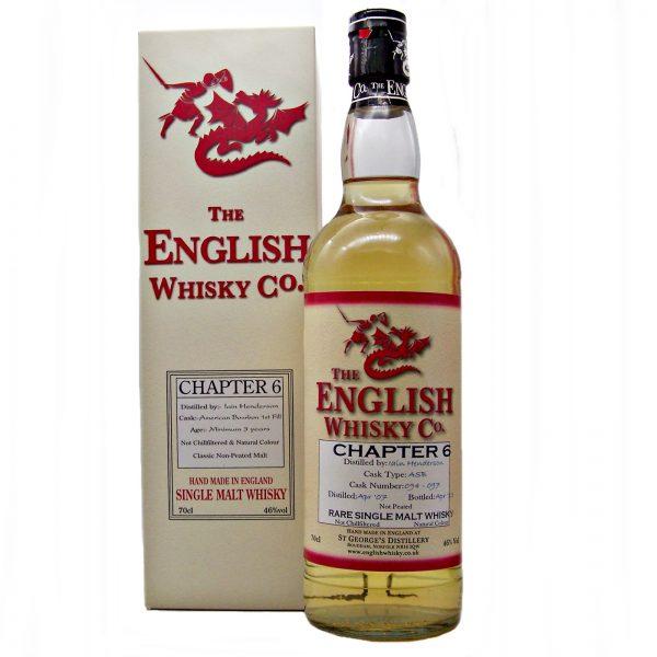 English Whisky Chapter 6 Single Malt Whisky