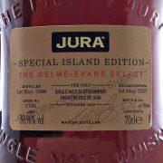 Jura 1988 Delme-Evans Select  Single Malt Whisky