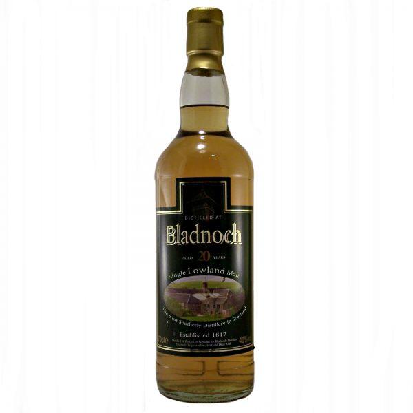 Bladnoch 20 year old Single Malt Whisky