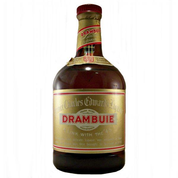 Drambuie 1970's bottling