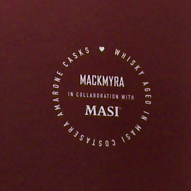 Mackmyra Skordetid Swedish Whisky Single Malt Seasons Range