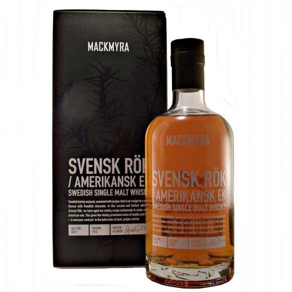 Mackmyra Svensk Rok Amerikansk Ek