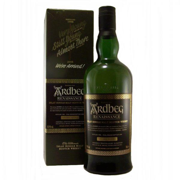 Ardbeg Renaissance We've Arrived Islay Single Malt Whisky