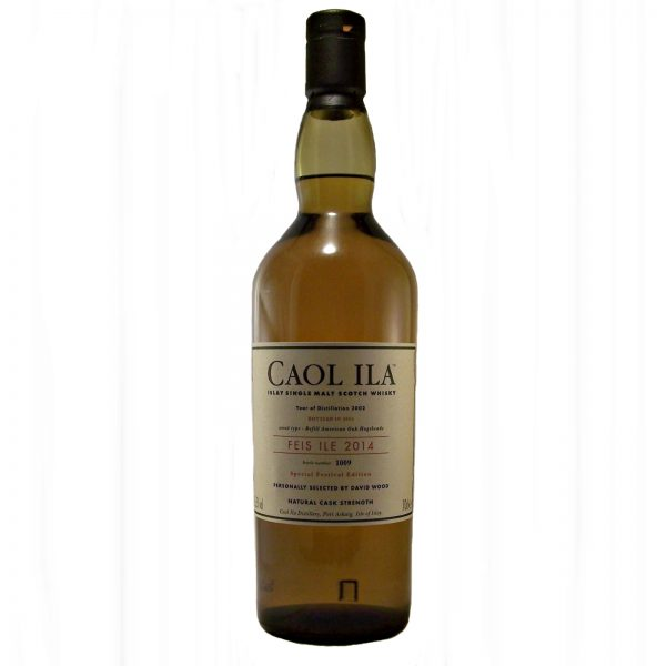Caol Ila Feis Ile 2014 Single Malt Whisky