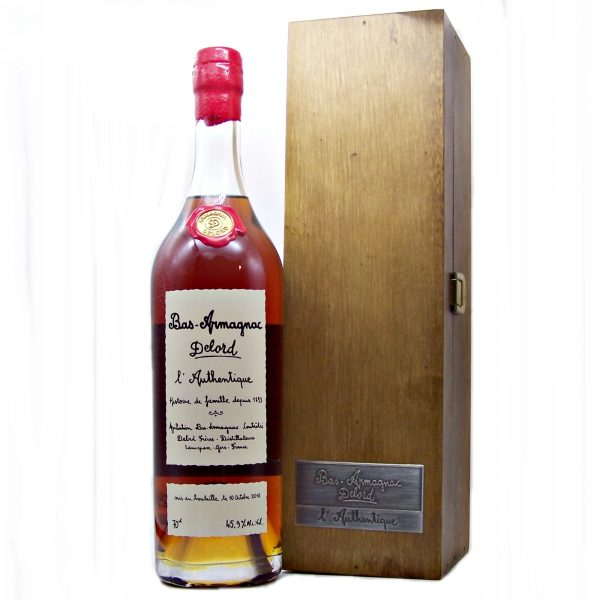 Delord L'Authentique Bas-Armagnac