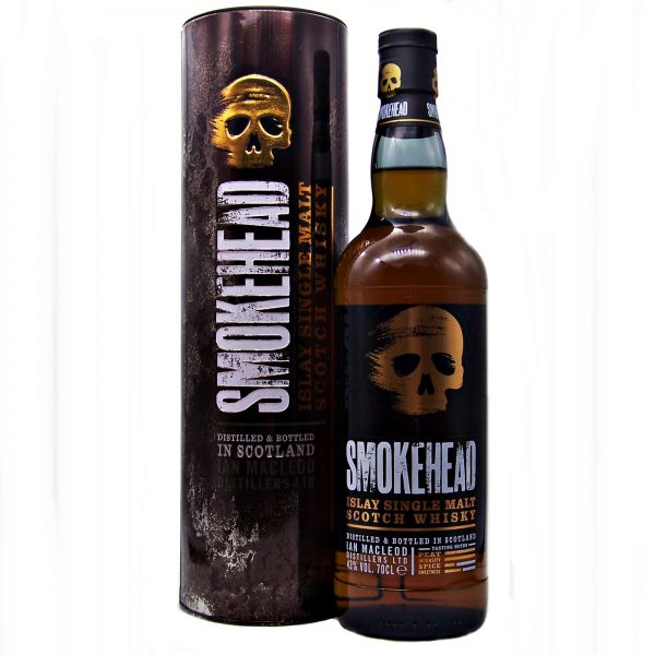 Smokehead Islay Single Malt Whisky