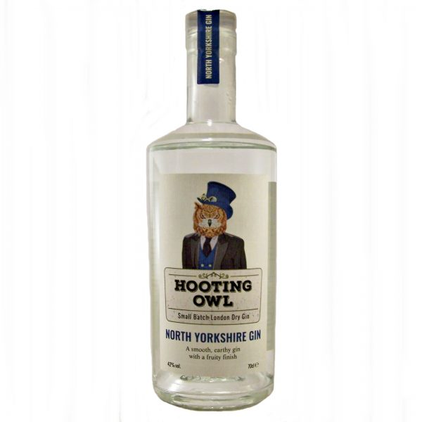 Hooting Owl North Yorkshire Gin
