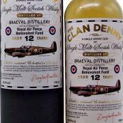 Braeval 12 year old RAF Clan Denny