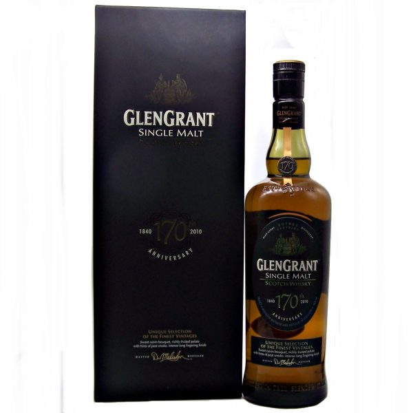 Glen Grant 170th Anniversary Limited Edition