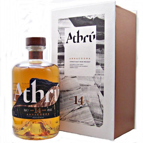 Athru Annacoona 14 year old Irish Whiskey