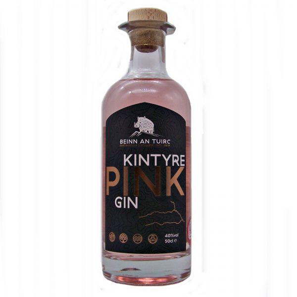 Kintyre Pink Gin