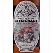 Glen Grant 1953 Single Malt Whisky Vintage
