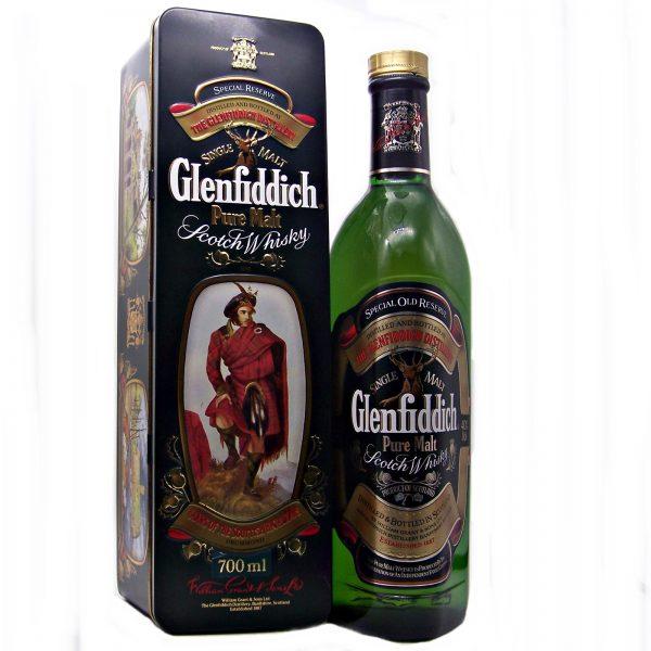 Glenfiddich Clan Drummond Malt Whisky