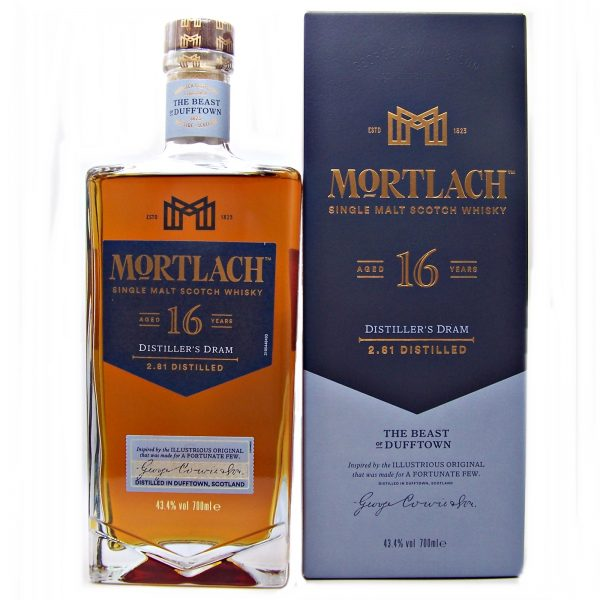 Mortlach 16 year old Single Malt Whisky
