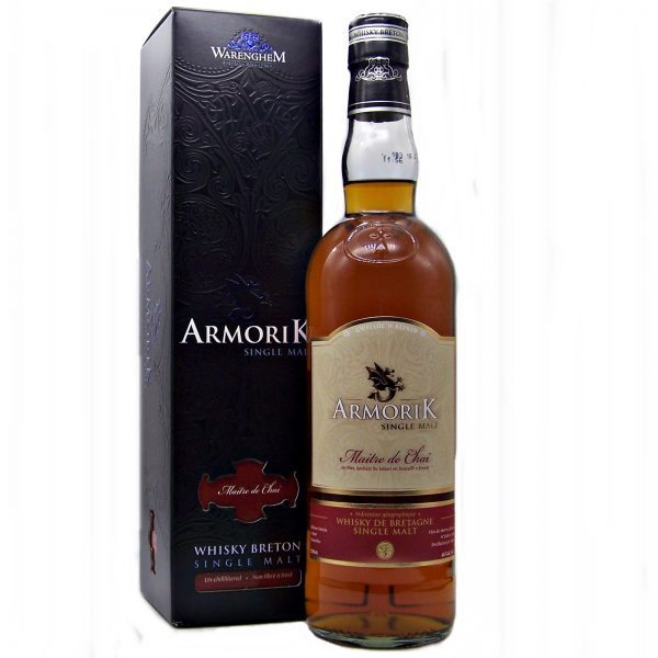 Armorik Maitre de Chai Breton Single Malt Whisky
