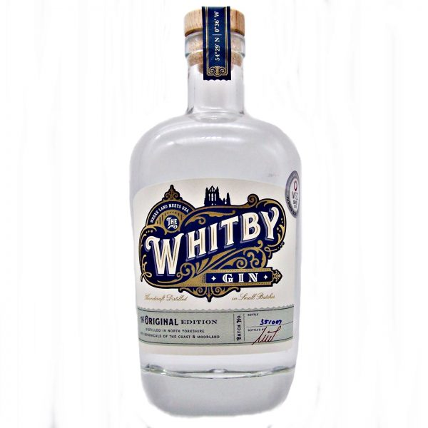 Whitby Gin North Yorkshire Small Batch London Dry