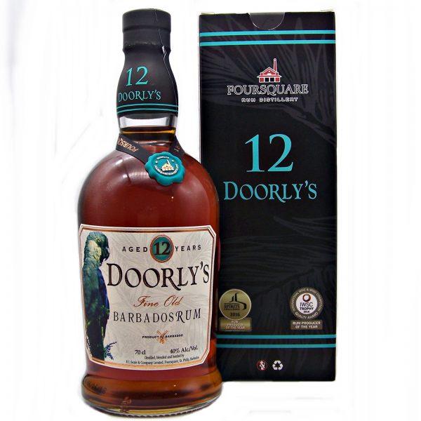 Doorly's 12 year old Barbados Rum Foursquare Distillery