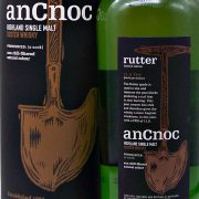 AnCnoc Rutter Single Malt Whisky Limited Edition