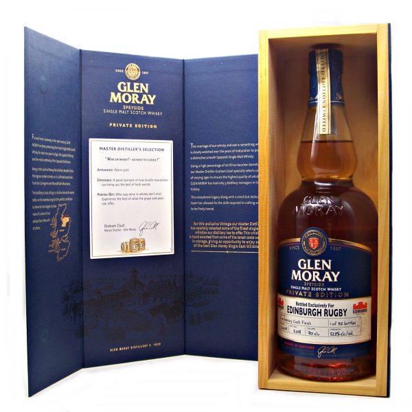 Glen Moray Private Edition Edinburgh Rugby