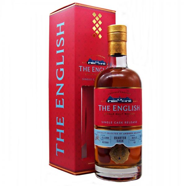 English Quarter Cask Single Malt Whisky