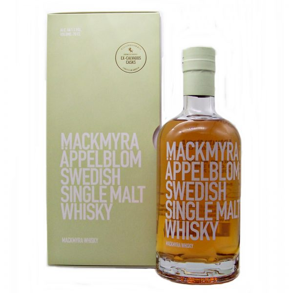 Mackmyra Appelblom Swedish Whisky Single Malt