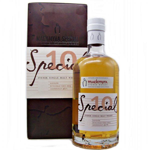 Mackmyra Special : 10 Swedish Single Malt Whisky