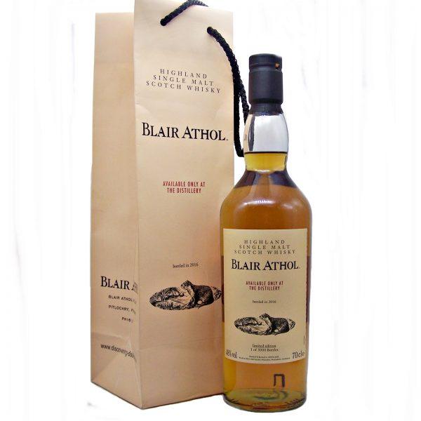 Blair Athol Distillery Only 2016 Single Malt Scotch Whisky