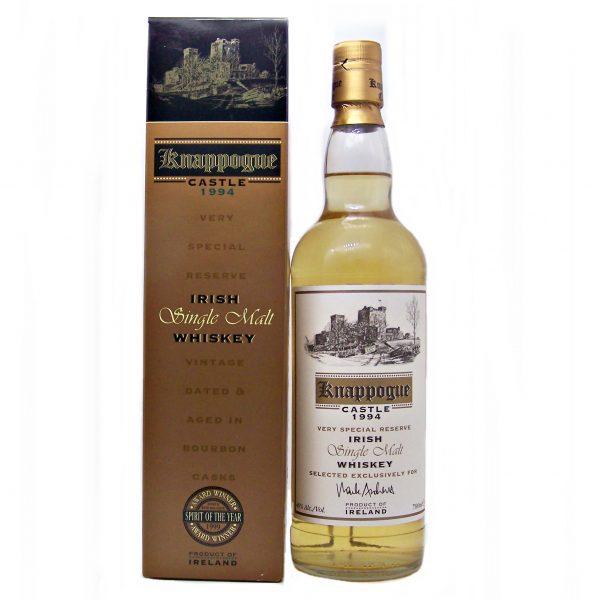 Knappogue Castle 1994 Irish Single Malt Whiskey