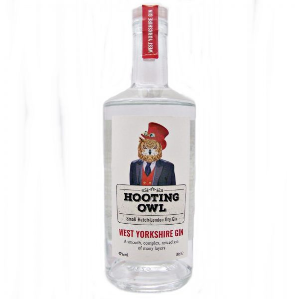 Hooting Owl West Yorkshire Gin
