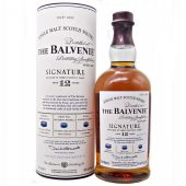 Balvenie 12 year old Signature Batch 3 at whiskys.co.uk