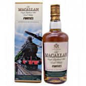 Macallan Forties Decades Travel Series at whiskys.co.uk