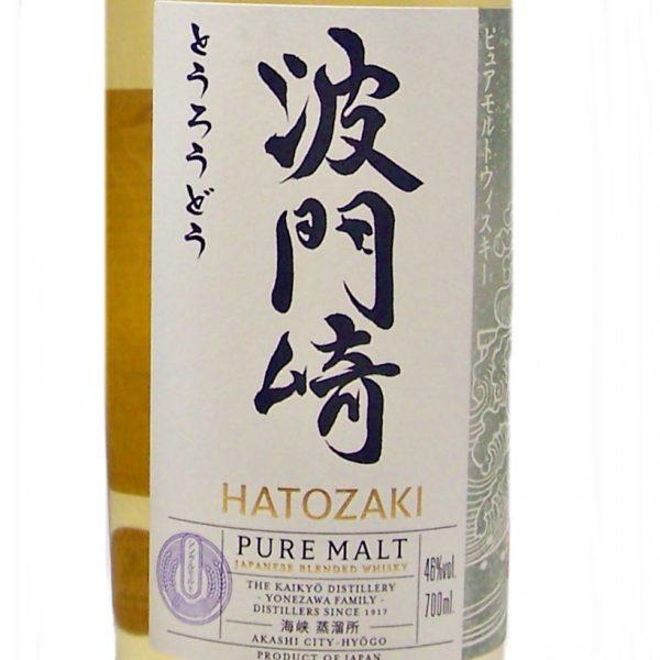 Hatozaki Pure Malt Japanese Whisky Akashi