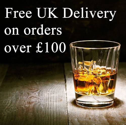 Free UK Delivery on orders over £100