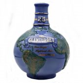 Glenturret 25 year old Single Malt Whisky Globe Decanter at whiskys.co.uk