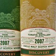 Tomatin 2007 Discovery Single Malt Scotch Whisky