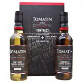 Tomatin Contrast Highland Single Malt Scotch Whisky at whiskys.co.uk