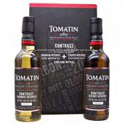 Tomatin Contrast Highland Single Malt Scotch Whisky at whiskys.co.uk