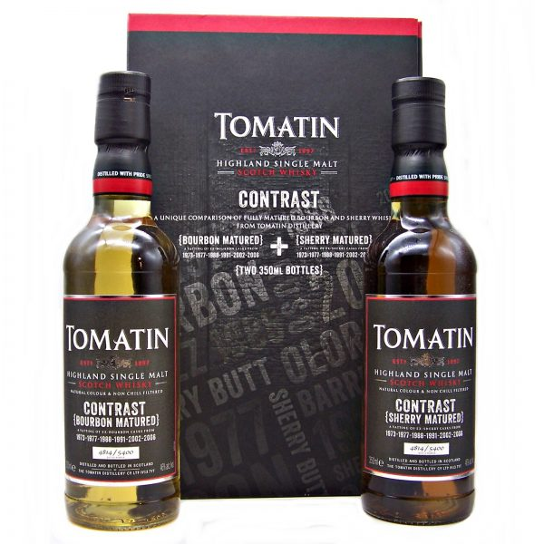 Tomatin Contrast Highland Single Malt Scotch Whisky