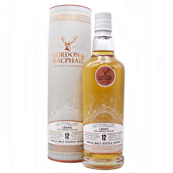 Ledaig 12 year old Discovery