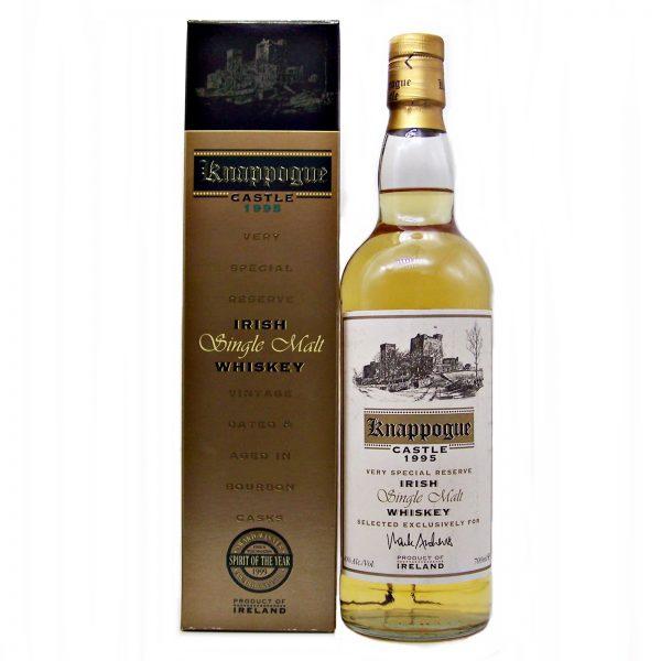 Knappogue Castle 1995 Irish Single Malt Whiskey