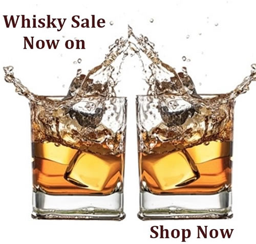 Whisky Sale now on notice