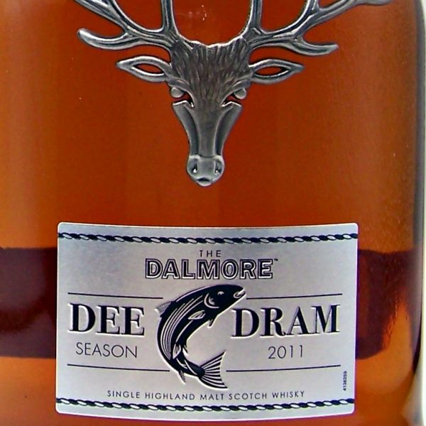 Dalmore Dee Dram 2011 Season Rivers Collection