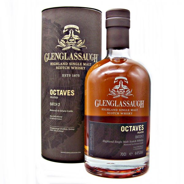 Glenglassaugh Octaves Peated Batch 2