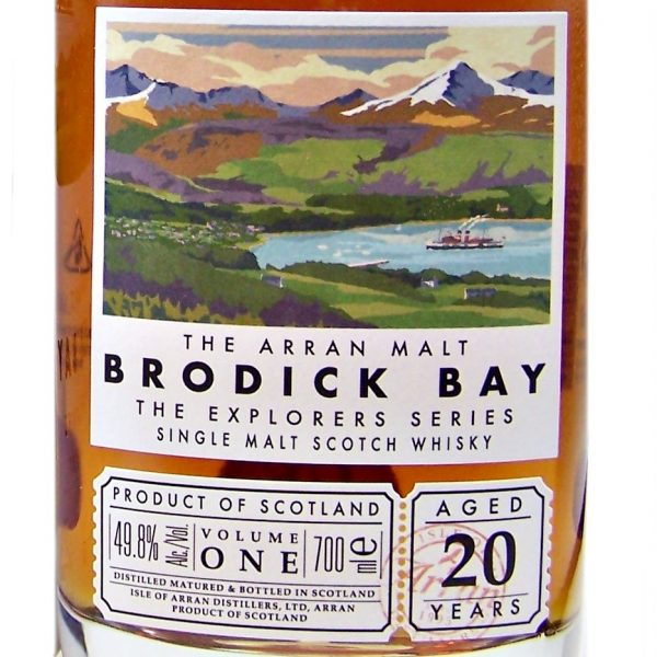 Arran Brodick Bay 20 year old