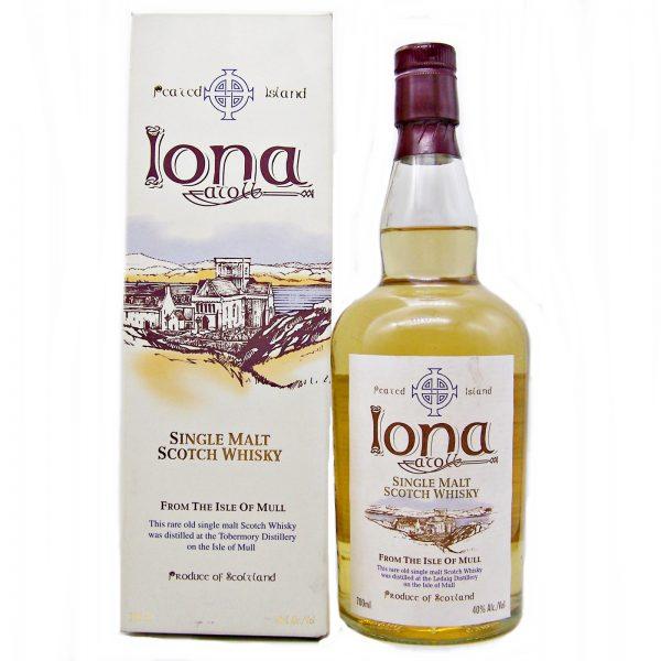 Ledaig Iona Atholl Single Malt Scotch Whisky