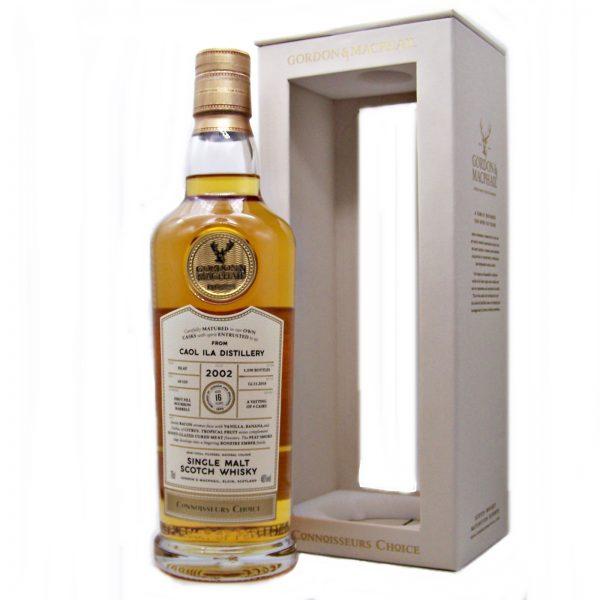 Caol Ila 2002 Connoisseurs Choice Single Malt Whisky